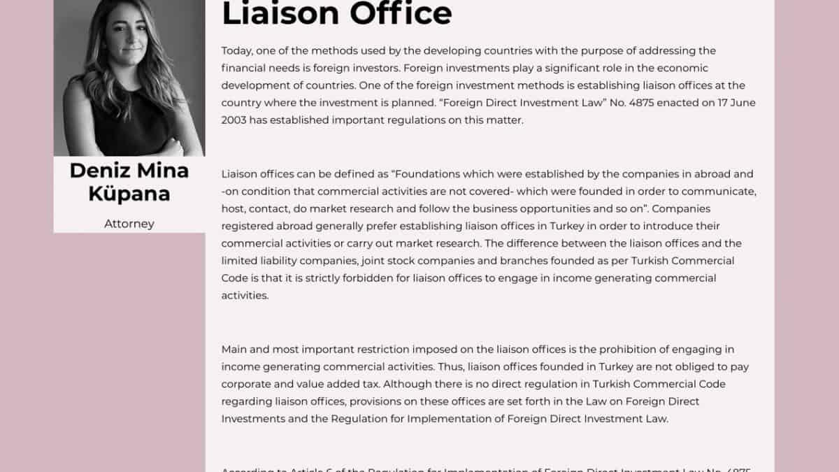 Liaison Office